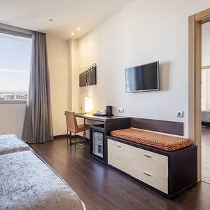 Junior Suite Hotel Ilunion Aqua 4 Valencia